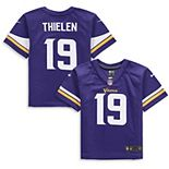 Preschool Nike Adam Thielen Purple Minnesota Vikings Player Game Jersey