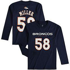 promo code c7fae bc7a7 Boys Denver Broncos Clothing   Kohl's