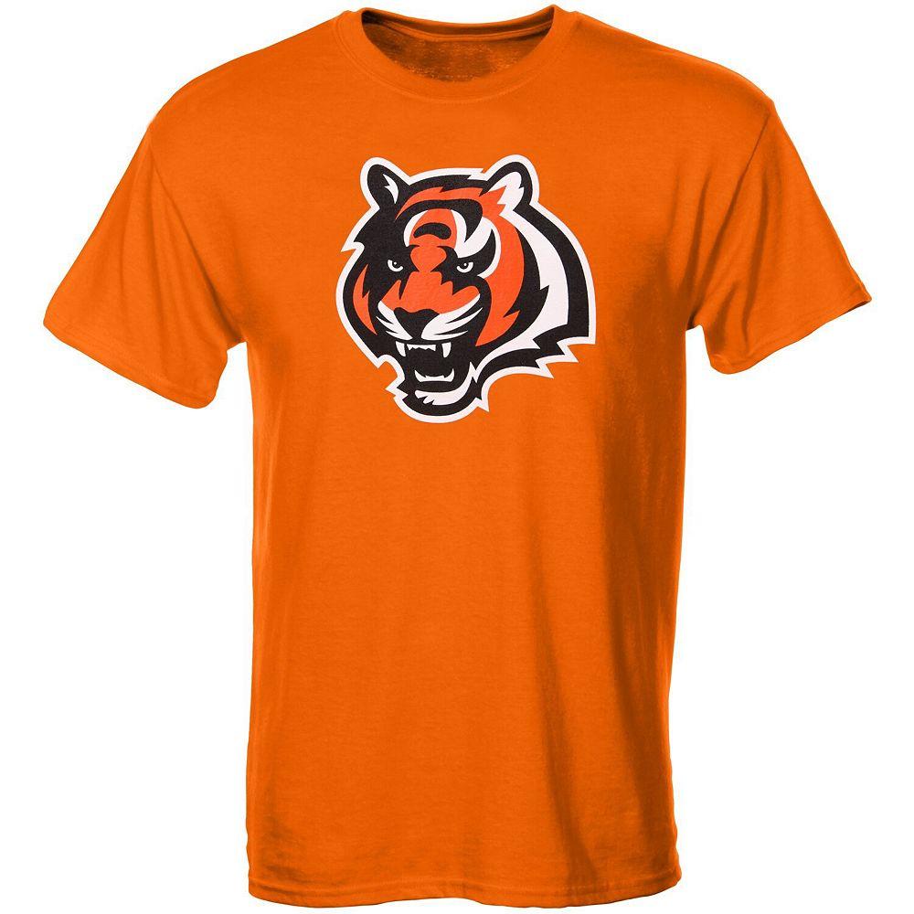 Cincinnati Bengals Youth Primary Logo T-Shirt - Orange