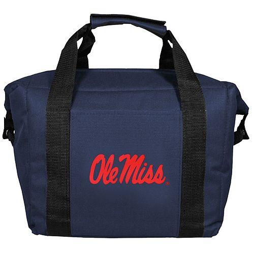 Ole Miss Rebels Logo Kooler Bag
