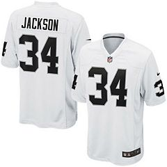 buy online dd14e 46025 Oakland Raiders Jerseys Tops, Clothing | Kohl's