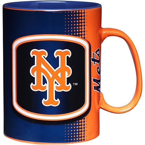 New York Mets 32oz. Ceramic Mug