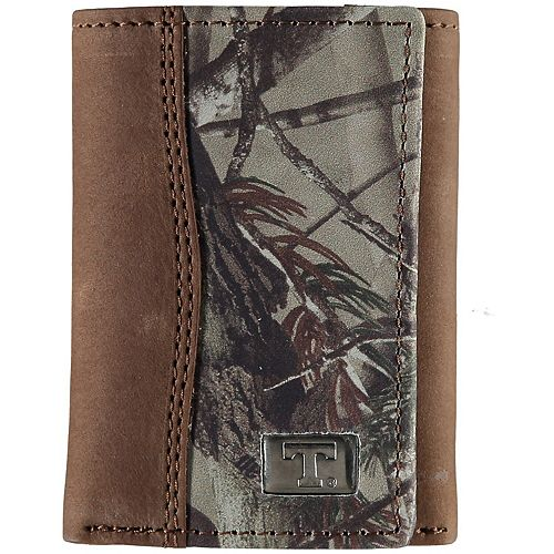 Men's Tennessee Volunteers Tri-Fold Camo Wallet