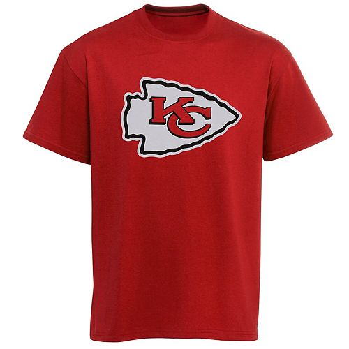 Kansas City Chiefs Youth Team Logo T-Shirt - Red