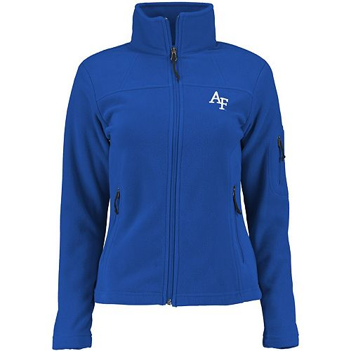 Women's Columbia Royal Air Force Falcons Give & Go Full-Zip Jacket