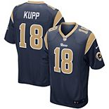 Youth Nike Cooper Kupp Navy Los Angeles Rams Player Game Jersey