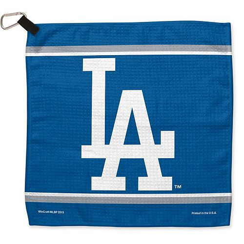 "WinCraft Los Angeles Dodgers 13"" x 13"" Waffle Towel"