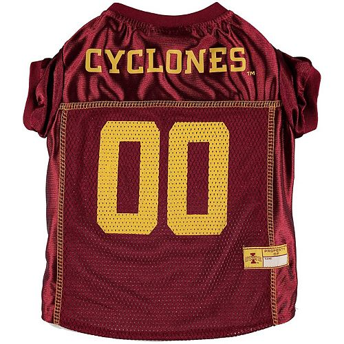 Iowa State Cyclones Mesh Dog Football Jersey