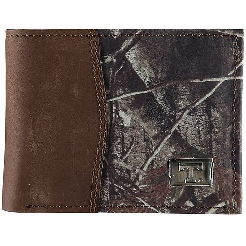 Men's Tennessee Volunteers Bi-Fold Camo Wallet