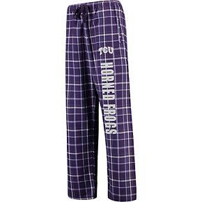 Women's Purple TCU Horned Frogs Flannel Pajama Pants -