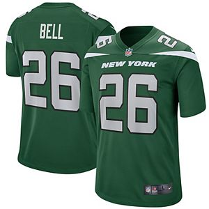 Youth Nike Le'Veon Bell Gotham Green New York Jets Game Jersey