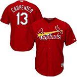 Youth Matt Carpenter Red St. Louis Cardinals Official Cool Base Player Jersey