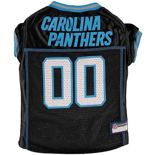 Carolina Panthers Mesh Dog Jersey