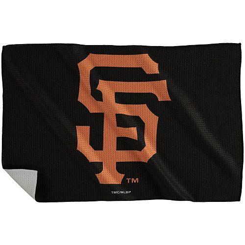 "San Francisco Giants 16"" x 24"" Microfiber Towel"