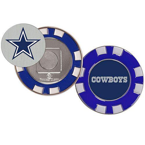 WinCraft Dallas Cowboys Golf Poker Chip