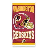 "WinCraft Washington Redskins 30"" x 60"" Beach Towel"