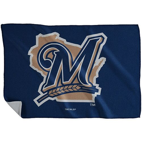 "Milwaukee Brewers 16"" x 24"" Microfiber Towel"