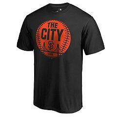 premium selection 438cf 54d0f MLB San Francisco Giants T-Shirts Sports Fan Clothing   Kohl's