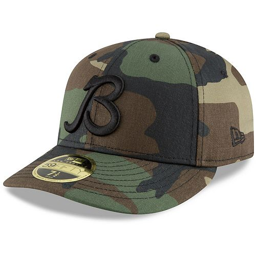 more photos 34d3d f33c6 Men's New Era Camo Chicago Bears Team Low Profile 59FIFTY Fitted Hat