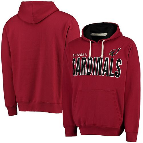 Men's G-III Sports by Carl Banks Cardinal Arizona Cardinals All-Star Pullover Hoodie