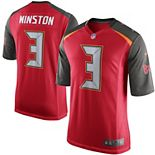 Youth Nike Jameis Winston Red Tampa Bay Buccaneers Pick Game Jersey