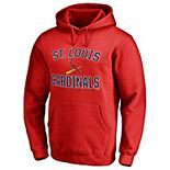 Men's Red St. Louis Cardinals Victory Arch Hoodie