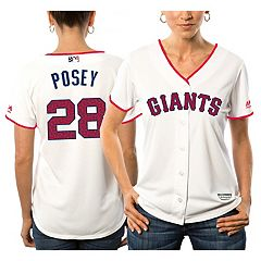 info for 41ce8 d8053 White MLB San Francisco Giants Jerseys | Kohl's