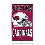 """WinCraft Arizona Cardinals 30"""" x 60"""" Beach Towel"""