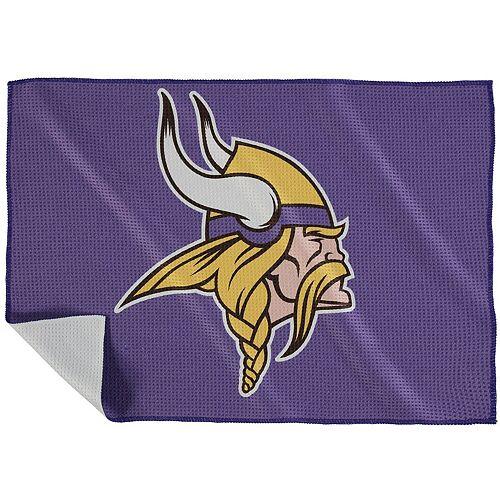 "Minnesota Vikings 16"" x 24"" Microfiber Towel"