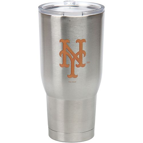 New York Mets 32oz. Stainless Steel Keeper Tumbler with Lid