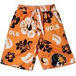 Preschool Wes & Willy Orange Tennessee Volunteers Floral Swim Trunks