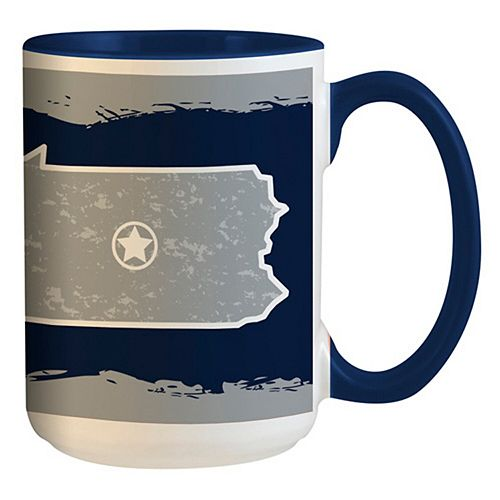 Penn State Nittany Lions 15oz. It's Your State Of Mind Mug