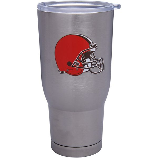 Cleveland Browns 32oz. Stainless Steel Keeper Tumbler