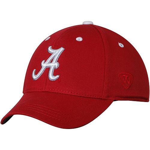 Top of the World Alabama Crimson Tide Youth The Rookie One-Fit Hat - Crimson