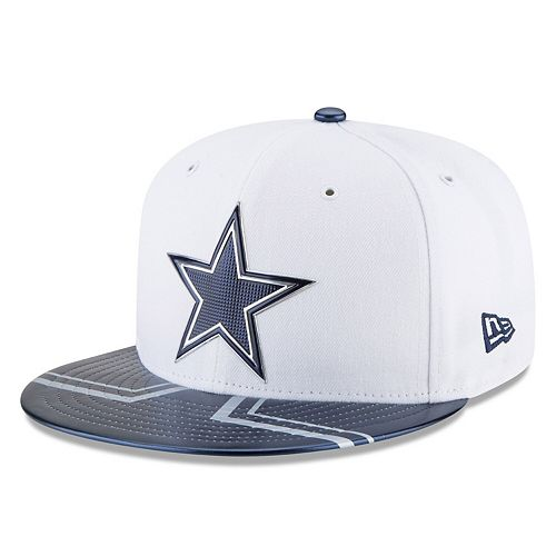 united kingdom exclusive deals well known Youth New Era White Dallas Cowboys 2017 NFL Draft Official On ...