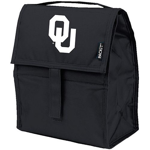 Oklahoma Sooners PackIt Lunch Box