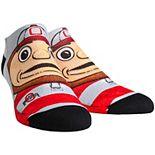 Youth Ohio State Buckeyes Mascot Ankle Socks