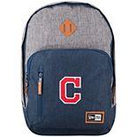 New Era Cleveland Indians Heather Action Cram Backpack