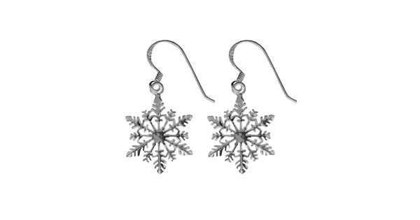 28223d194 10k Gold Birthstone Babies Boy Charm Kohl S Clearence Jewelry: Sterling  Silver Snowflake Earrings