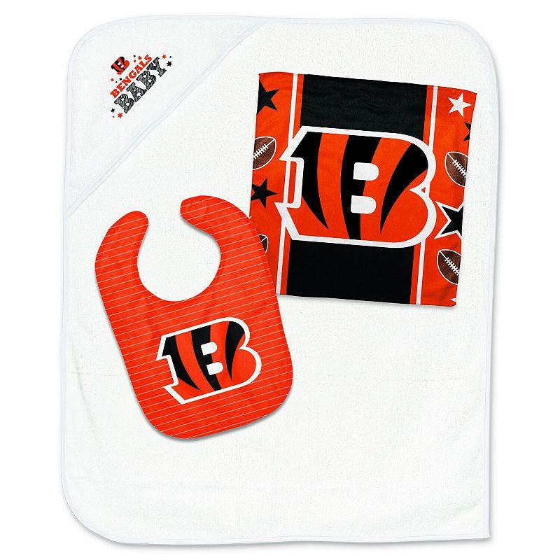 Infant WinCraft Cincinnati Bengals Three-Piece Gift Set