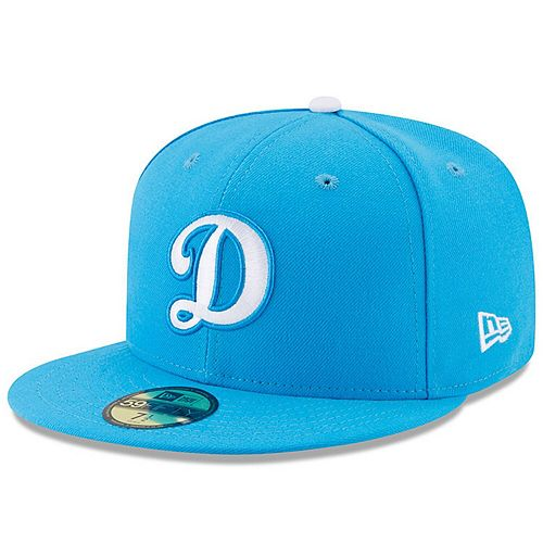 Youth New Era Blue Los Angeles Dodgers 2017 Players Weekend 59FIFTY Fitted Hat