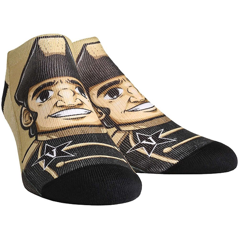 Youth Vanderbilt Commodores Mascot Ankle Socks