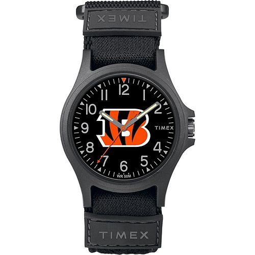 Men's Timex Cincinnati Bengals Pride Watch