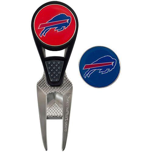 Buffalo Bills CVX Repair Tool & Ball Markers Set