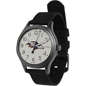 Women's Baltimore Ravens Ringer Watch