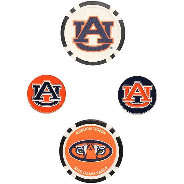 Auburn Tigers Ball Marker Set