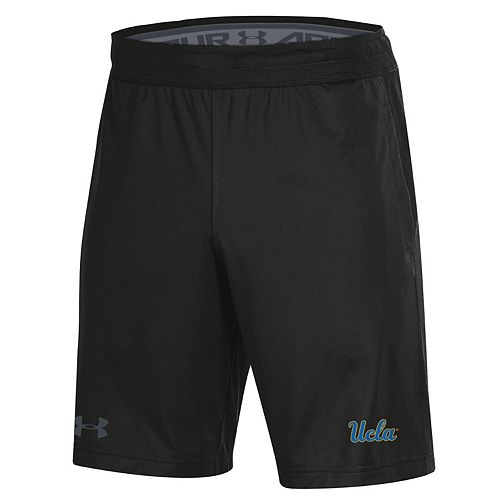 Men's Under Armour Black UCLA Bruins MK-1 Performance Shorts