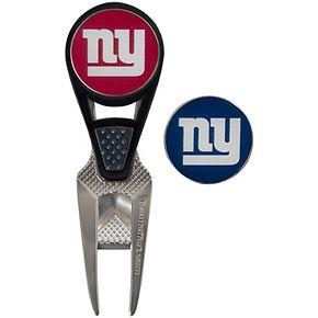 New York Giants CVX Repair Tool & Ball Markers Set