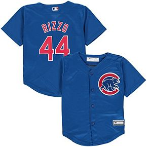 Toddler Anthony Rizzo Royal Chicago Cubs Replica Player Jersey