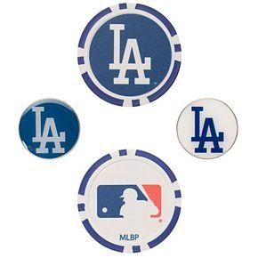 Los Angeles Dodgers Ball Marker Set